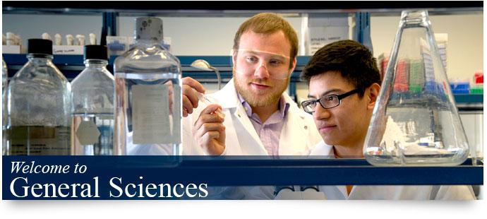 Rutgers–Camden General Sciences
